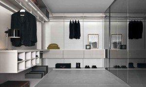 Pianca antiprima custom closet