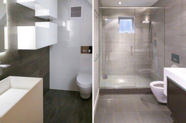 modern bathroom colorado