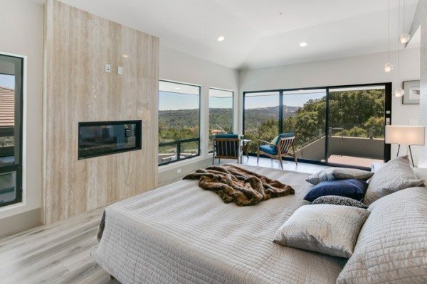 """In line with the modern design and luxury materials, the home also features a Savant Home Automation System, in-wall iPad control systems, surround sound speakers, a Lutron lighting control system, and a high-definition surveillance system. """"Our passion is to create properties here to bring more wealth and more excitement into this I-680/24 corridor. That's why people move to Palo Alto and those areas because the real estate is much sexier,"""" Anton said. As for the result, Anton said it was more than he expected. """"The vision came out as I saw it, but seeing it with your own eyes, I didn't realize what it was going to be until it was all done and staged."""""""