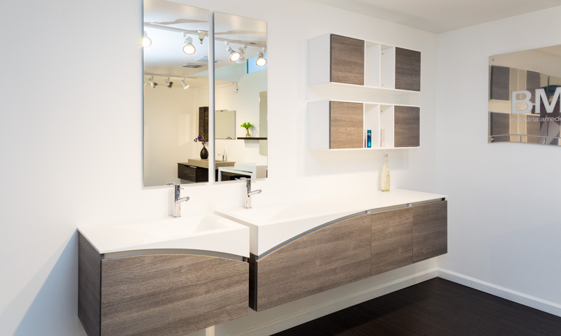 Bathroom Vanity Display Models