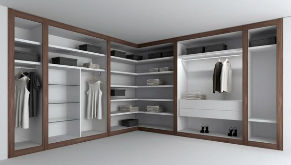 How to design the ultimate his hers closet european for His and hers wardrobe