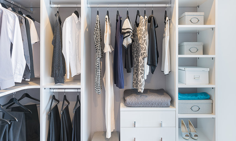 How to design the ultimate his hers closet european for His and hers closet
