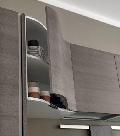 Terra modern kitchen cabinets