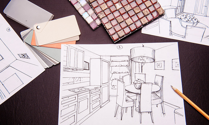 kitchen design process