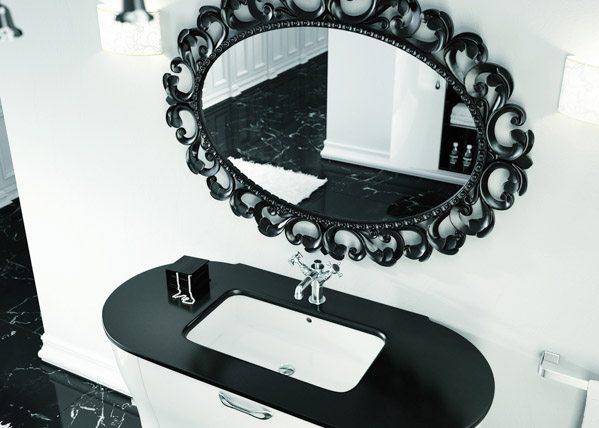 perfect powder room
