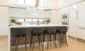 designing kitchen island