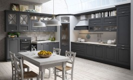 Contemporary Kitchen Cabinets Bellagio