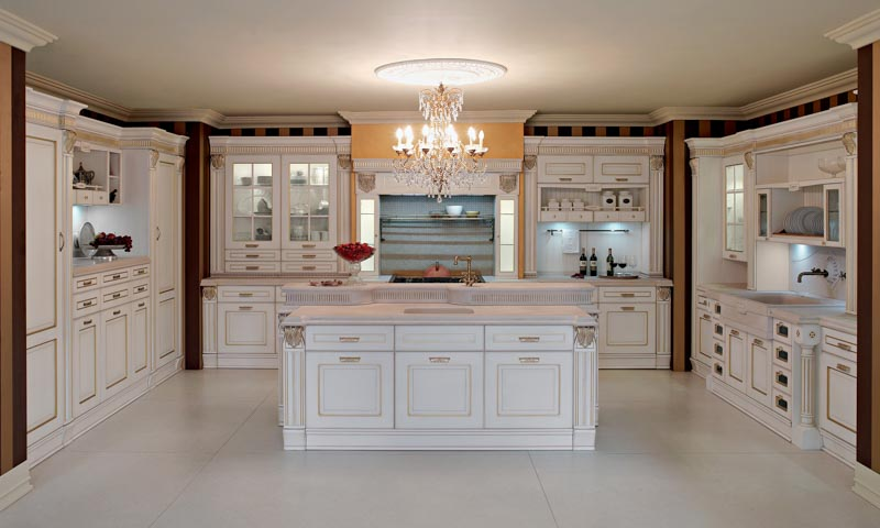 Traditional Kitchen Cabinets - Imperial | European ...