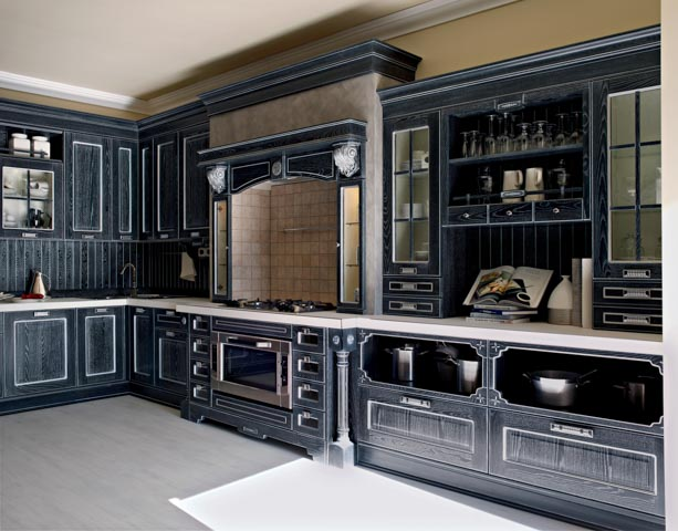 Traditional Kitchen Cabinets Imperial European Design
