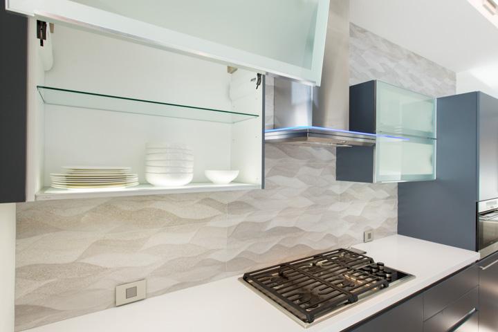 integrated under cabinet lighting
