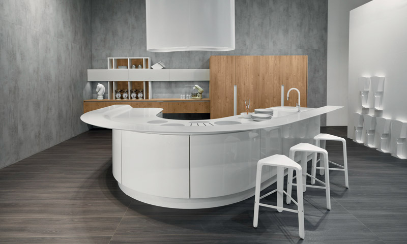 5 Exquisite Kitchens Designed with the Aran Cucine Volare Collection