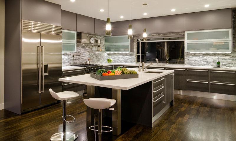 modern kitchen cabinets volare