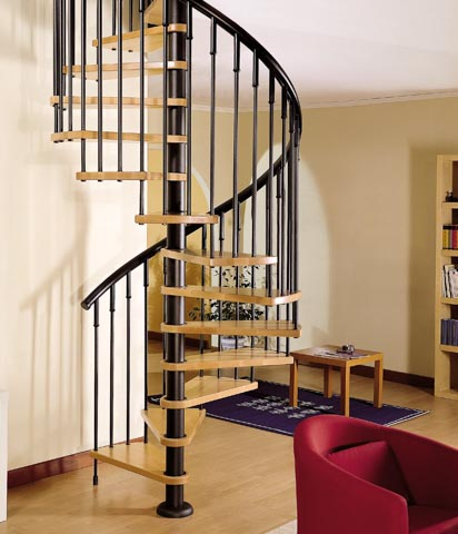 spiral stairs staircase