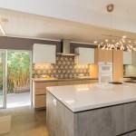 Palo Alto Eichler kitchen remodel