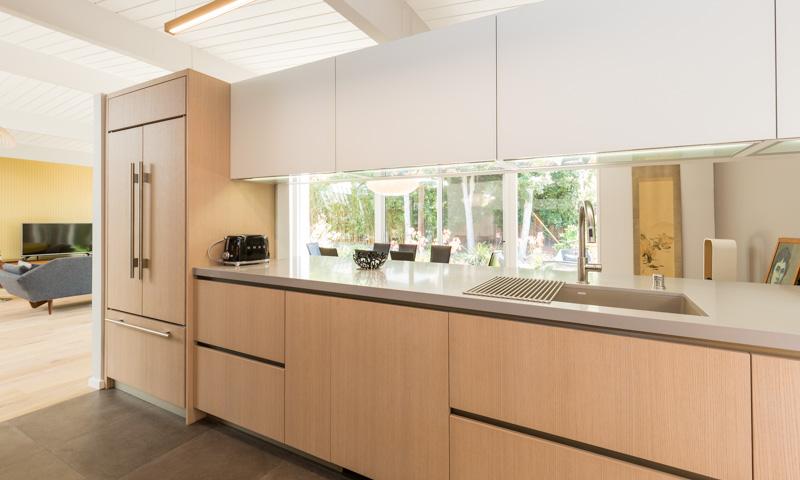 Eichler Kitchen Remodel - Kitchen Design Ideas