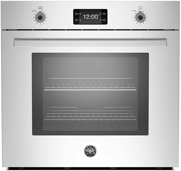 "Bertazzoni Professional Series 30"" Single Convection Oven with Assistant"