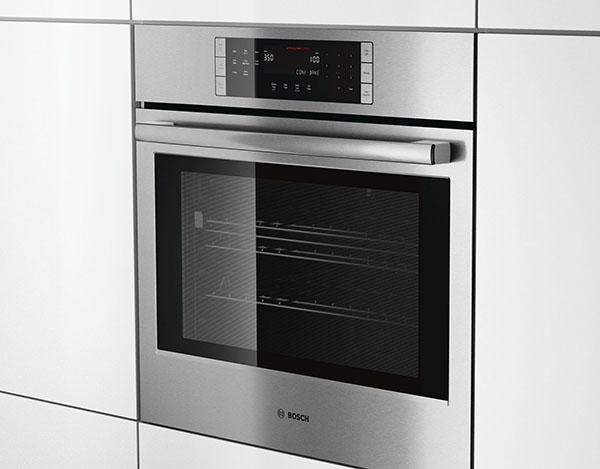 "Bosch 800 Series 30"" Single Wall Oven"
