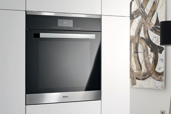 "Miele PureLine H 6880 BP 30"" Convection Oven"