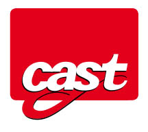 CAST scale logo