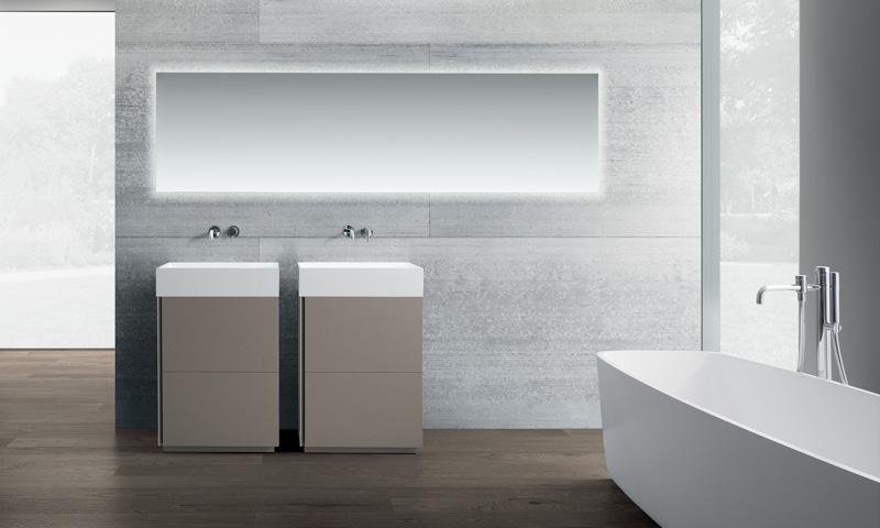 modern bathroom cabinet