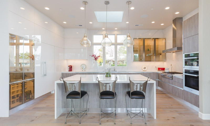 It Takes Courage To Design A Magnificent Kitchen European Cabinets