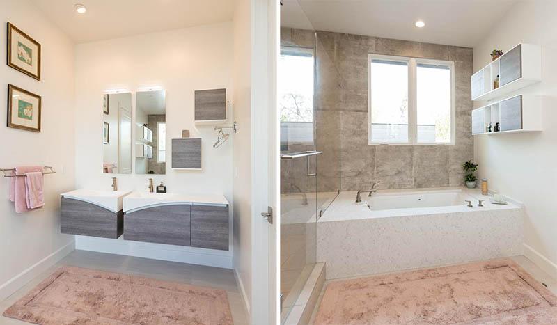 monte sereno master bathroom