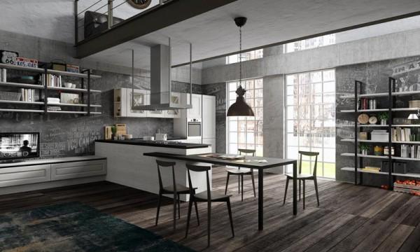 Contemporary Kitchen Cabinets | European Cabinets & Design Studios