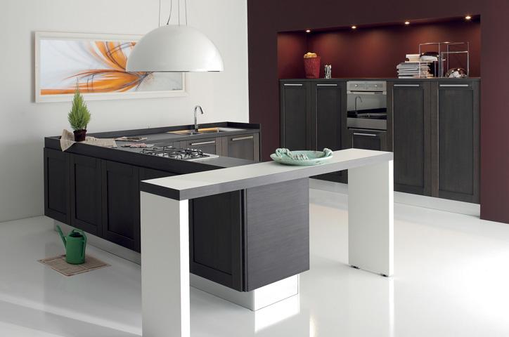 contemporary kitchen cabinets Licia Aran Cucine