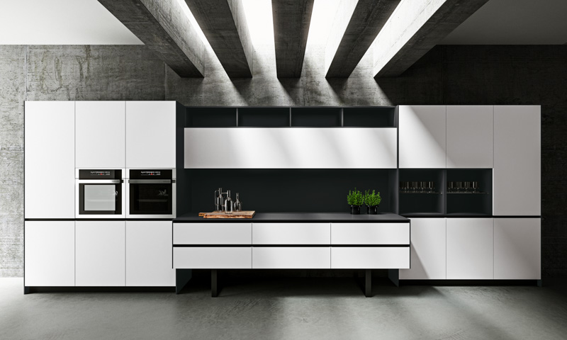 Love Minimalist Design This Is The Kitchen Designer For You