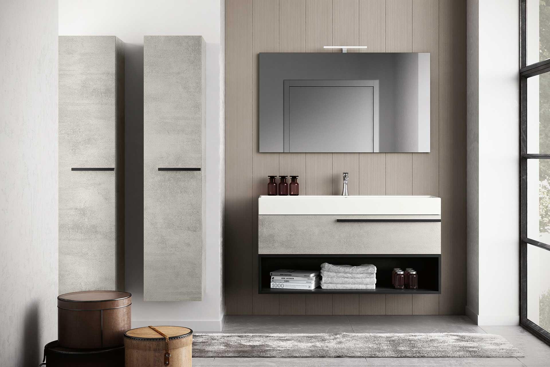 Floating Bathroom Vanities Matrix European Cabinets Design
