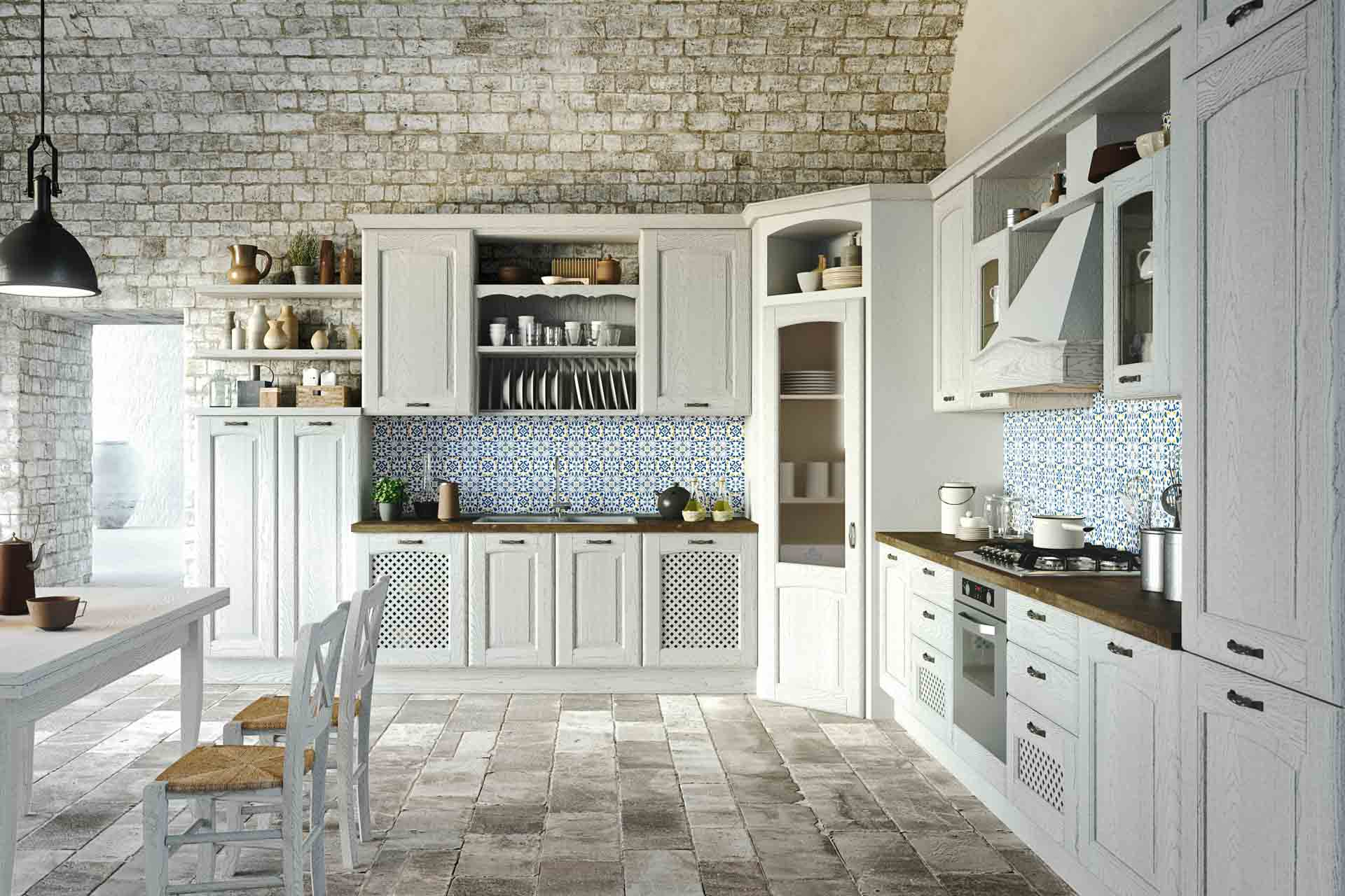 traditional kitchen cabinets | european cabinets & design