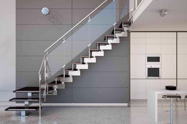modern stairs spiral staircases
