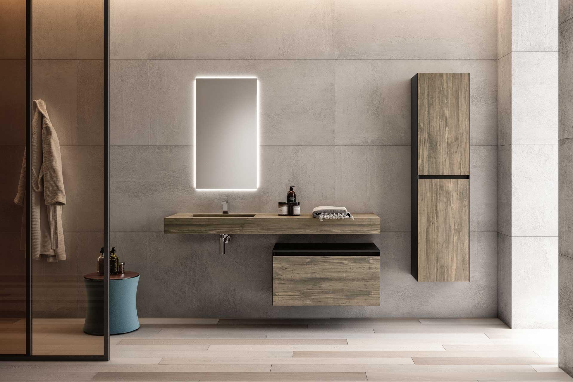 Floating Bathroom Vanities Extreme European Cabinets